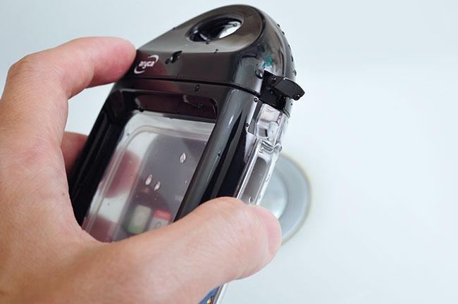 梅問題-iphone週邊配件-Aryca千元有找iPhone防水、防塵保護殼