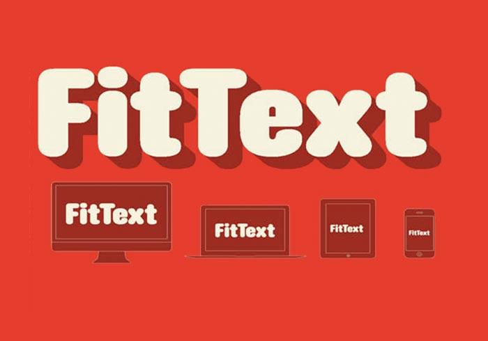 jQuery教學-FitText.js讓網頁中的文字,也支援RWD自適應縮放