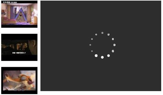 梅問題-jQuery教學-滑鼠觸碰播放影片-加強版