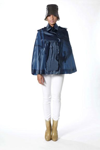 梅問題-生活小物-時尚雨衣