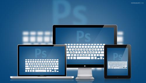 梅問題-Adobe PS/Ai/ID/Flash快捷键桌面佈景下載