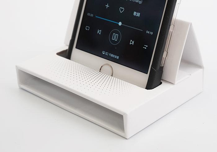 [開箱] ASUS EchoBox 手機專用的行動擴大機,輕量好帶且音量更飽滿