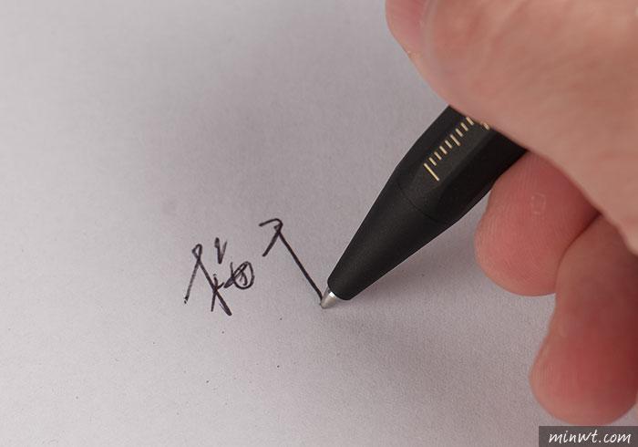 梅問題-colte復古造型八角原子筆,是筆也是尺