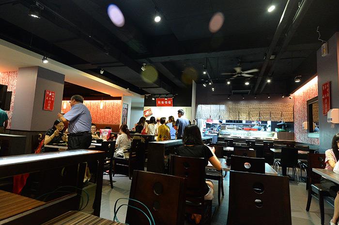 小資族輕鬆吃平價日式料理《百八漁場》
