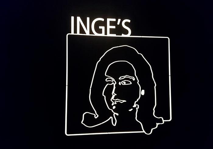 INGE'S Bar & Grill 台北最美高空酒吧!萬豪酒店可看101夜景與松山機場飛機起降