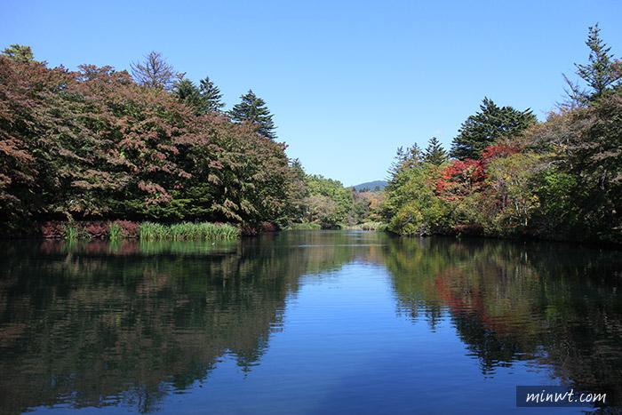 梅問題-《東京自助行》輕訪輕井澤美景第一站「雲場池」