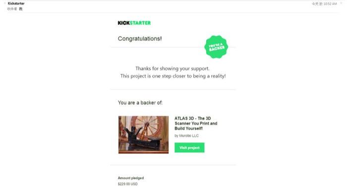 梅問題-「Kickstarter集資網」邁向國際化的敗家之路-購物流程教學