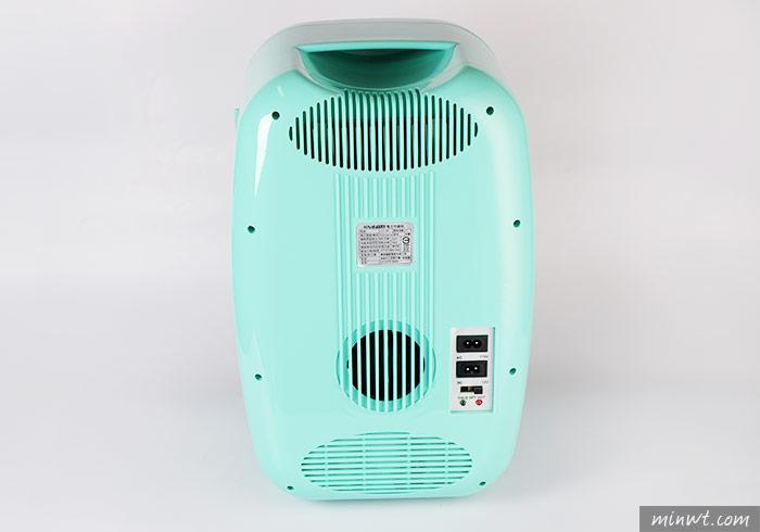 梅問題-《KRIA可利亞》冷熱兩用節能省電小冰箱