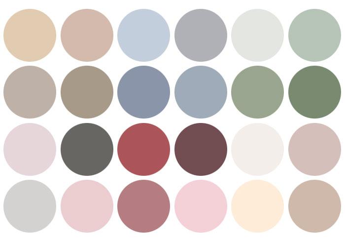 梅問題-追劇也可培養你的色彩美學,「延禧攻略」中的高級灰「莫蘭迪色」