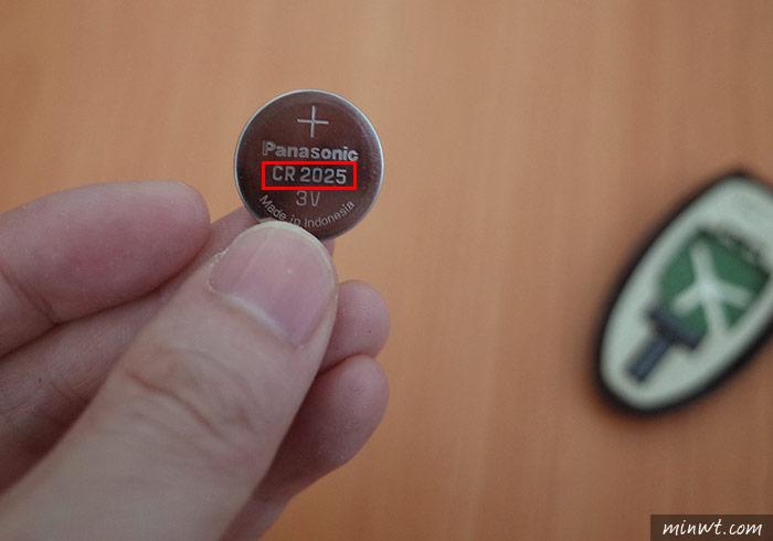 梅問題-如何自行更換汽車遙控的鑰匙電池(NISSAN TIIDA)