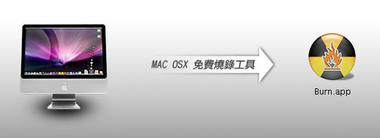 梅問題-MAC教學-MAC OSX免費燒錄軟體Burn