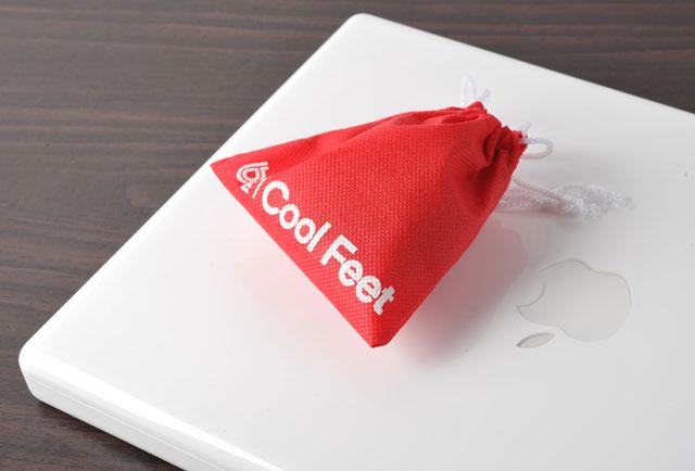 筆電平板電腦專用的散熱腳墊