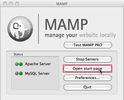 梅問題-mac-MAMP三合一架站軟體Apache/MySQL/PHP
