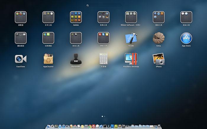 梅問題-Mac教學-MissionControl熱點將常用的功能放到Mac桌面的四角落