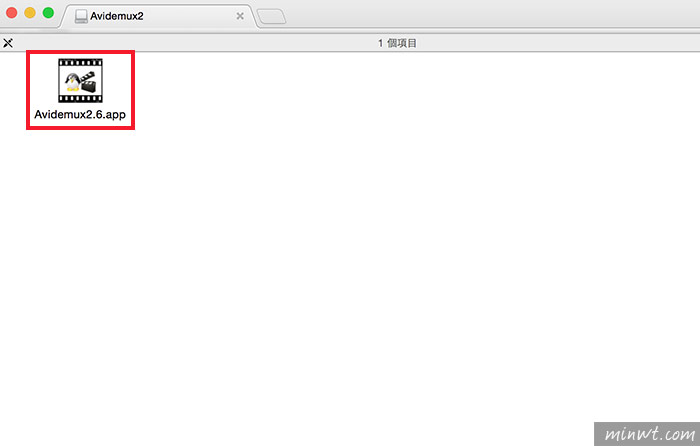 梅問題-「Avidemux」支援MAC免費簡易影片切割轉檔軟體