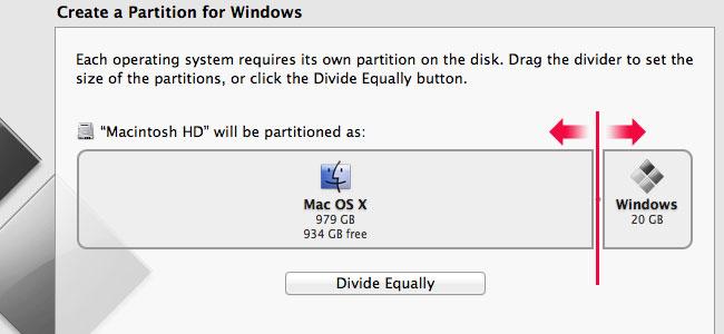 [MAC] Paragon Camptune X調整BootCamp磁區分配空間