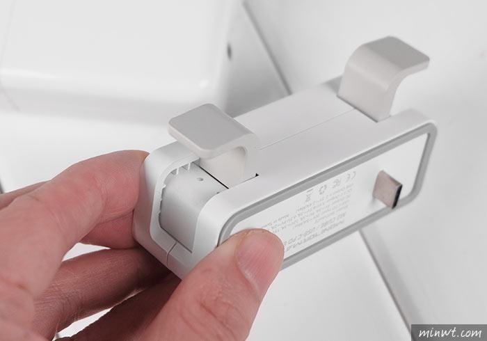 梅問題-[MAC配件] Monitormate M2 Cube將新款的Macbook豆腐插,變成USB充電座