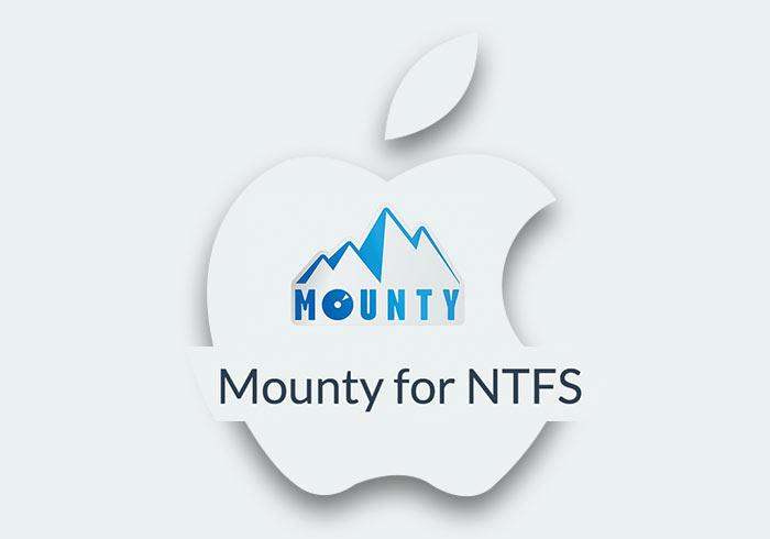 [MAC] Mounty for NTFS 免費軟體,讓MAC可以正常的讀寫NTFS格式