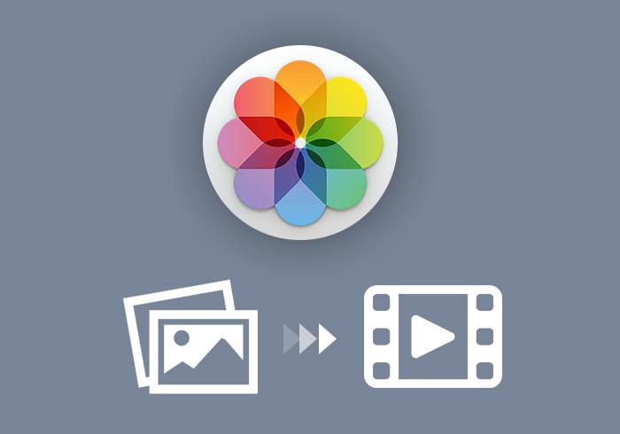 [教學] MAC照片內建回憶功能,輕鬆將照片變成小短片,且可自訂影片長度