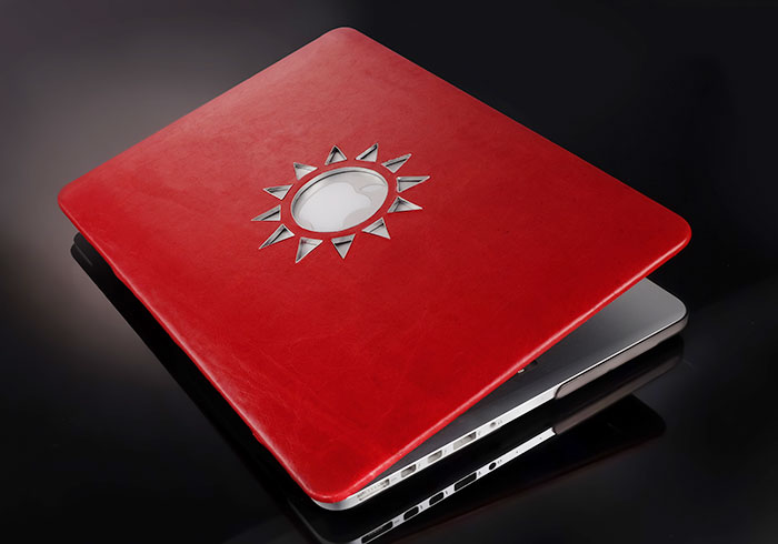 梅問題-《Macbook 保護殼DIY》全台首款愛台灣保護殼