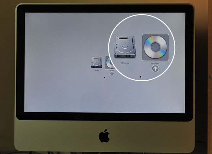 梅問題-MAC教學-免BootCamp直接將MAC整台安裝Windows