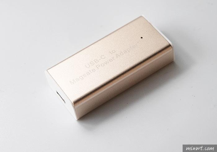 梅問題-MagSate2 To Type-C轉換器,讓舊Macbookd的充電器也可充新款Macbook