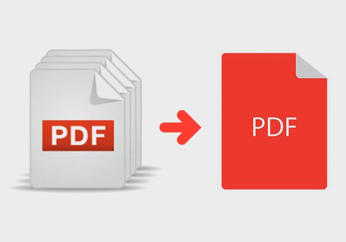 MAC 內建「預覽程式」就可將多個PDF檔合而為一