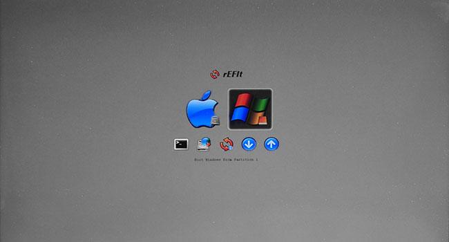 梅問題-mac教學-開機不再匆忙按Option鍵!rEFIt建立開機選單