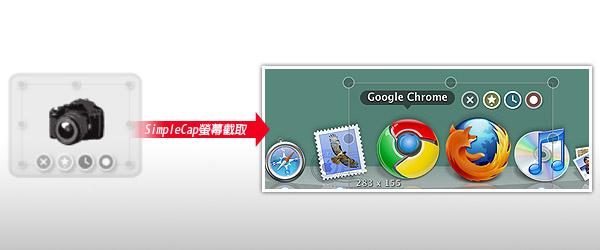 梅問題-MAC-SimpleCap螢幕截取連滑鼠游標都可載取