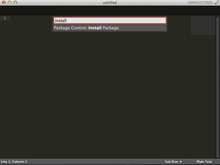 梅問題-mac下比notepad++還好用的編輯工具「Sublime Text 2」