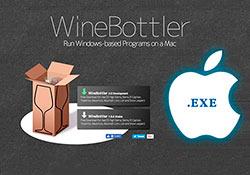 [MAC] Winebottler讓MAC系統也可直接安裝與執行Windows的EXE檔