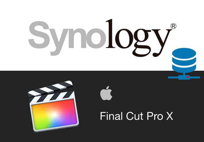 [NAS] 群暉開啟NFS服務,將NAS變成Apple Final Cut Pro 資源庫Library的儲存碟