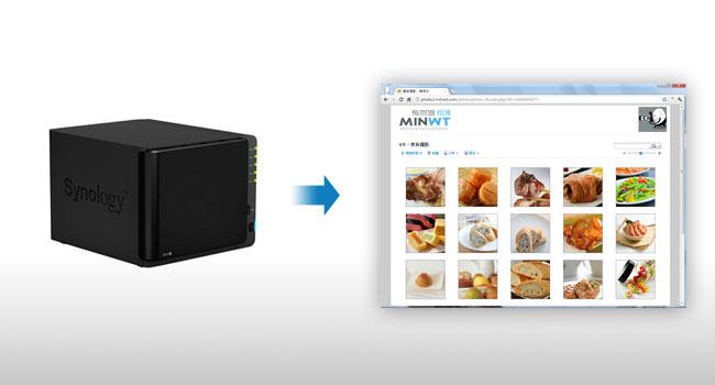 [NAS] Synology DS412+ 個人相簿架設與DS Photo+手機應用