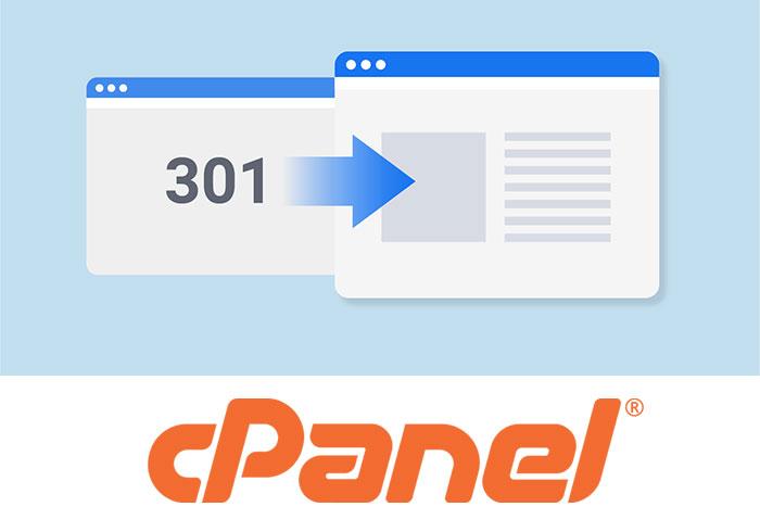 [教學] 利用 cPanel 中的「重新導向」功能,製作301轉址超容易