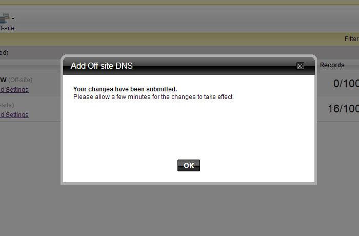 梅問題-網站架設-Godaddy管理網域名稱並指向NAS主機