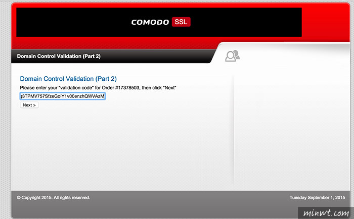 梅問題-為網站加上SSL安全加密協定,讓網站更利於搜尋排序