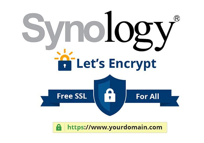 [教學] Synology群暉NAS內建支援Let's Encrypt免費將網站加入SSL安全憑證