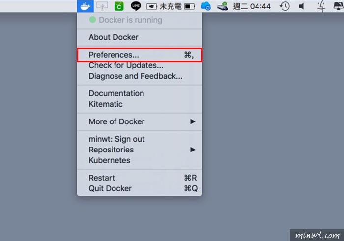梅問題-[教學]MAC安裝Docker與打造PHP環境和自訂網站根目録、Docker常用指令列表