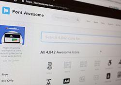 [教學] Font Awesome5 免下載!CND立即引用隨時套用最新的ICON圖示