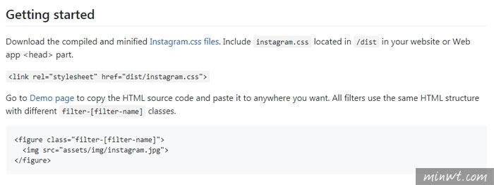 梅問題-[素材]Instagram.css濾鏡包,讓網站照片免Photoshop也有Instagram的相片濾鏡