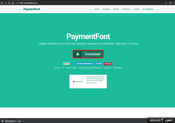 梅問題-PaymentFont 收錄目前各種支付Pay向量圖示