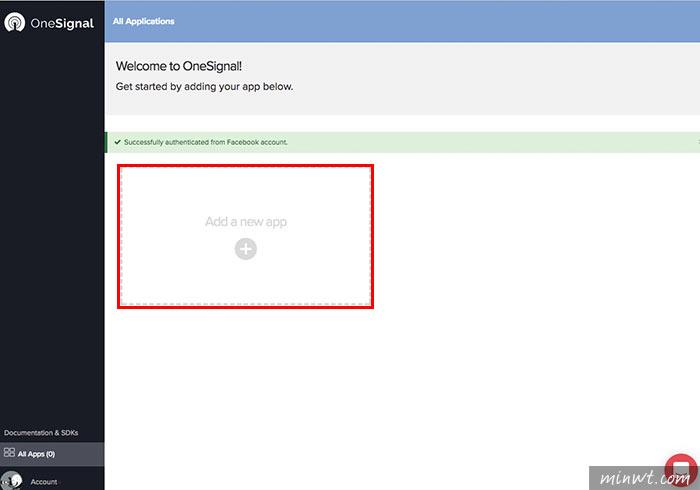 梅問題-WordPress外掛-OneSignal Push Notifications讓WordPress網站加入援推播系統